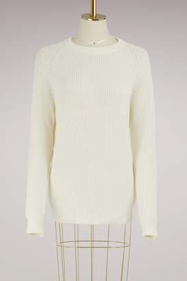 Ami Raglan sleeves sweater