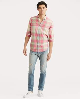 Ralph Lauren Classic Fit Madras Shirt