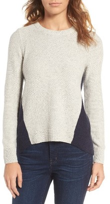 Madewell Back Zip Pullover $79.50 thestylecure.com