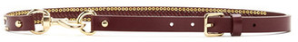 Studded Leather Belt $78 thestylecure.com