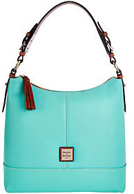 Dooney & Bourke Pebble Leather Sophie Hobo $239.80 thestylecure.com