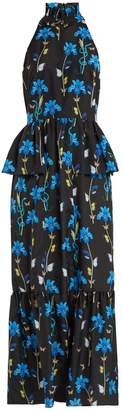 DAY Birger et Mikkelsen BORGO DE NOR Jasmine crepe maxi dress
