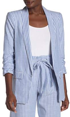 Tart Kia Striped Blazer
