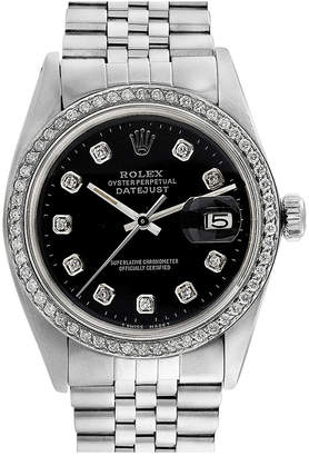 Rolex Heritage  1970S Men's Datejust Diamond Watch