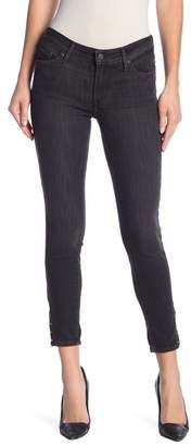 Levi's 711 Zip Stud Skinny Jeans