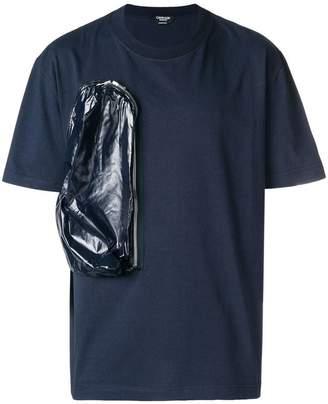 Calvin Klein zip patch pocket T-shirt