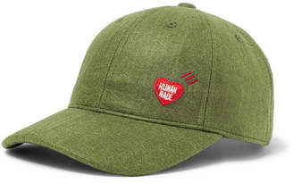 dd2cd0db168 Human Made Logo-Appliqued Felt Baseball Cap