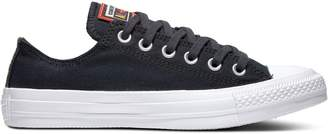 Converse Rainbow Chuck Taylor All Star Canvas Low-Top Sneakers