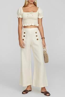 Faithfull The Brand Adita Linen Pants