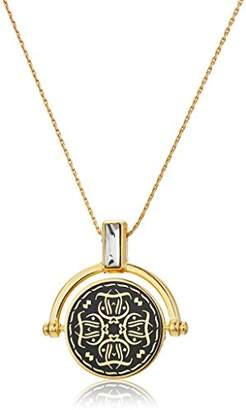 Alex and Ani 'A Wrinkle in Time' Believing Takes Practice Spinner Expandable Necklace