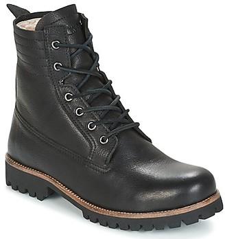Blackstone IL62 women's Mid Boots in Black