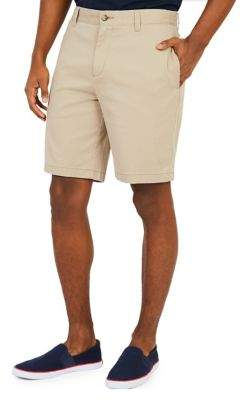 Nautica Slim-Fit Flat Front Shorts