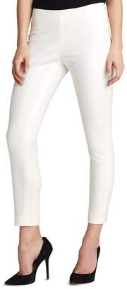 Vince Camuto Side-Zip Cropped Skinny Pants