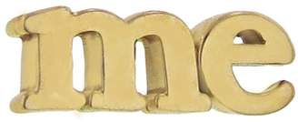 Jennifer Meyer Me Single Stud Earring - Yellow Gold