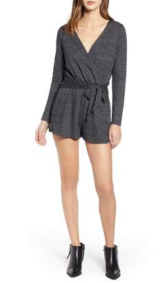 Billabong Perfect Time Stripe Knit Romper