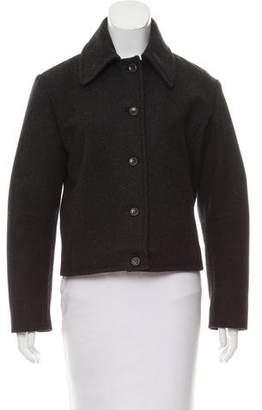 Maison Margiela 1999 Wool Button-up Jacket