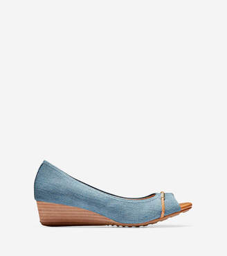 Cole Haan Emory Braided Wedge (40mm)