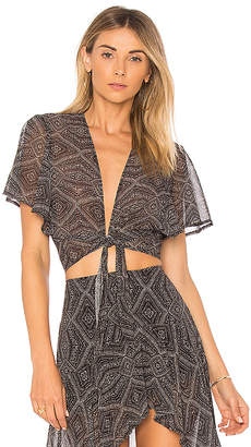 Beach Riot Laurel Top