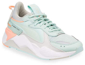 cd2ce238cbbb7 Puma RS-X Tracks Lace-Up Trainer Sneakers