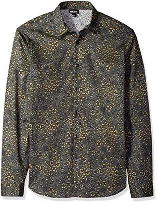 Just Cavalli Men's Fitted Shirt