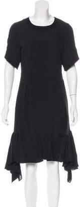 Altuzarra Short Sleeve Midi Dress