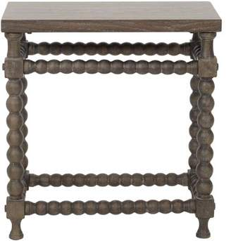 Inspired by Bassett Louis Chair Side Table