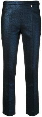 Versace glitter trousers