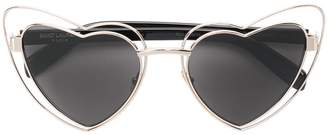 Saint Laurent Eyewear Loulou sunglasses