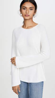 TSE Braided Rib Sweater
