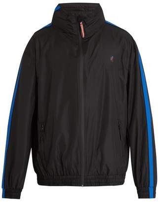P.e Nation - The Slow Mo Concealed Hood Jacket - Mens - Black