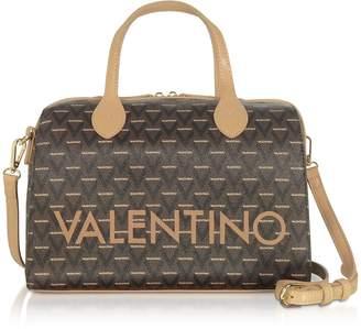 Mario Valentino Valentino By Liuto Signature Eco Leather Satchel Bag