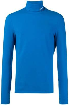 Calvin Klein longs-leeved fitted top
