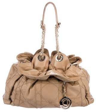 Christian Dior Cannage Shoulder Bag