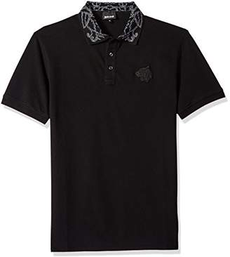 Just Cavalli Men's Polo Shirt