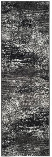 Safavieh Adirondack Black, Silver/White Area Rug Rug