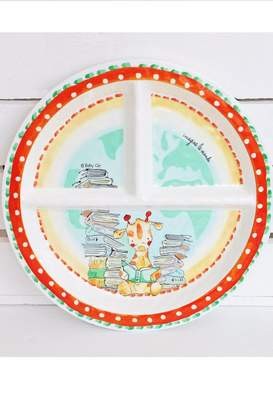 Baby Cie Imagine Sectioned Plate