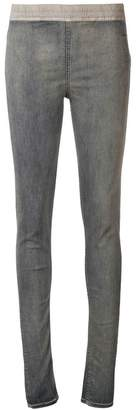Rick Owens denim leggings
