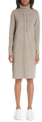 Fabiana Filippi Knit Turtleneck Dress