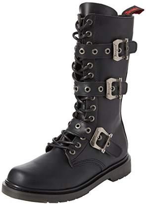 Demonia Men's Def303/b/pu Boot