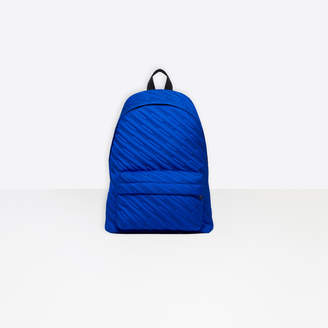 Balenciaga quilted nylon backpack