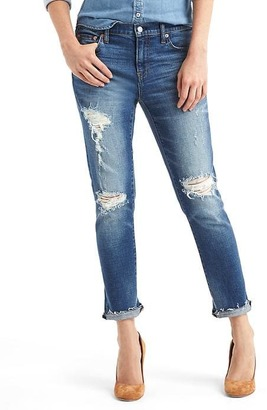 AUTHENTIC 1969 destructed best girlfriend jeans $79.95 thestylecure.com
