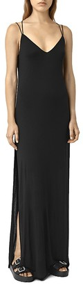 ALLSAINTS Faye Maxi Dress $160 thestylecure.com
