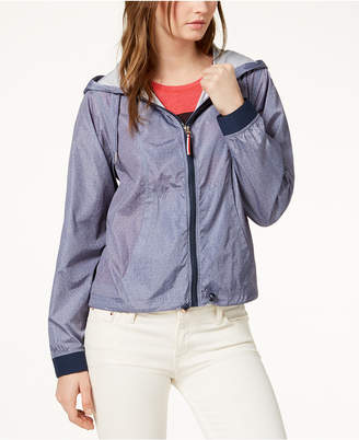 Tommy Hilfiger Hooded Jacket, Created for Macy's