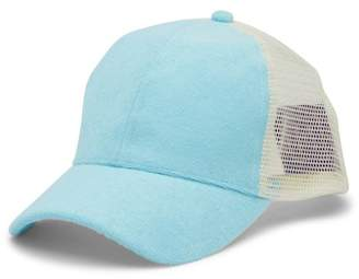 David & Young Terry Cloth Trucker Hat