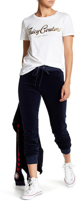 Juicy Couture Zuma Velour Pant $88 thestylecure.com