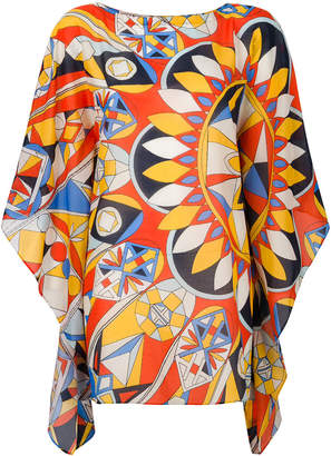 Tory Burch printed tunic