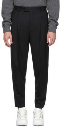 HUGO Black Wide Farlyd 184 Trousers