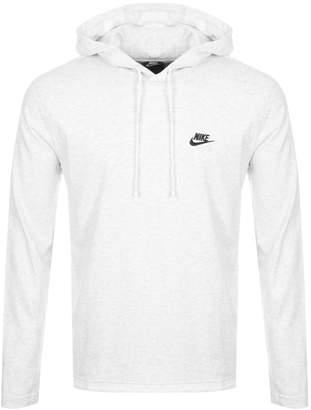 Nike Lightweight Hoodie Grey