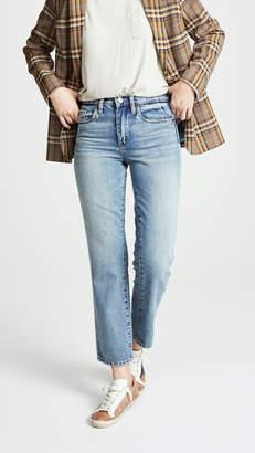 Blank Kingpin Straight Jeans