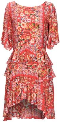 BLACK CORAL Short dresses - Item 34922328SQ